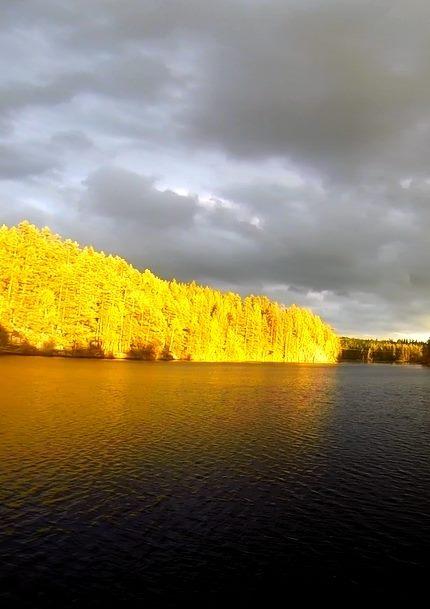 lac finlande 1